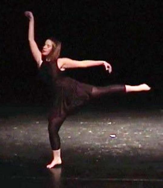 K tanci měla blízko už od dětství.