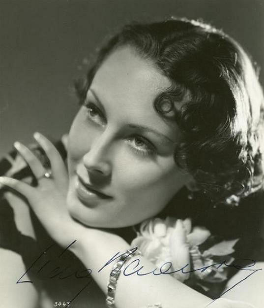 Lída Baarová patřila k nejkrásnějším prvorepublikovým herečkám.