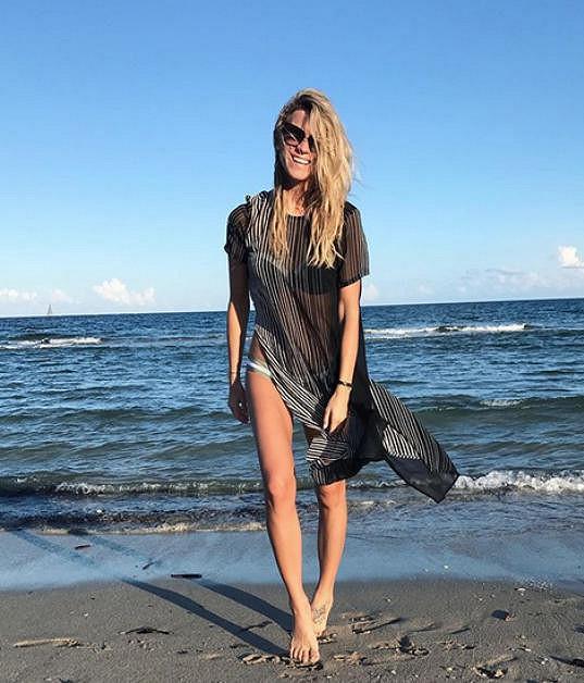 Veronika Kopřivová se ráda vrací na prosluněnou Floridu. Teď ale poznala i kouzlo zimní Kanady.