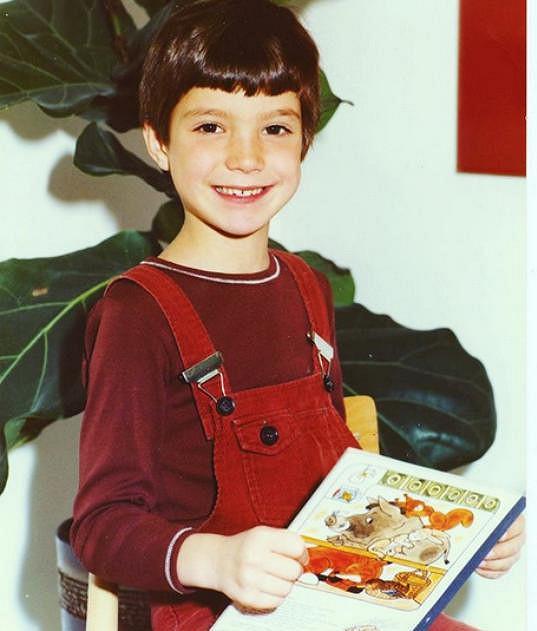 Michaela Maurerová vypadala v dětství spíše jako kluk.