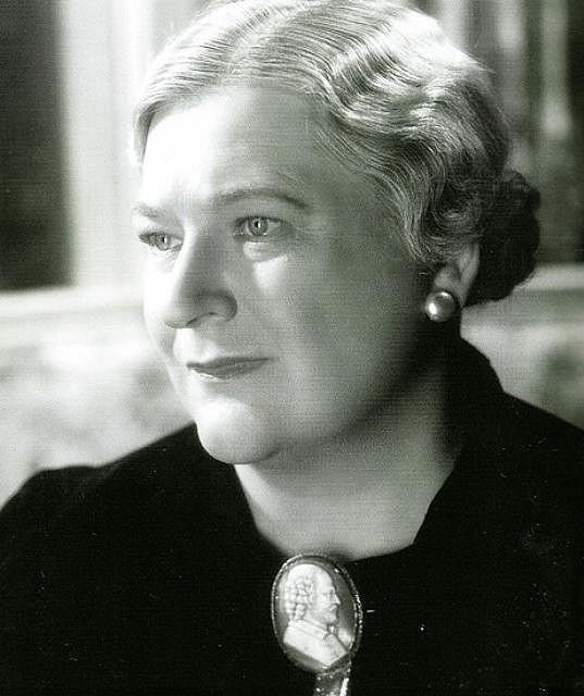 Růžena Nasková ve snímku Kvočna