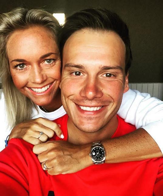 Šťastní manželé