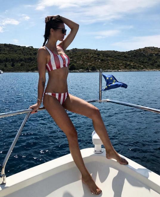 Plavba na lodi byla zážitkem.