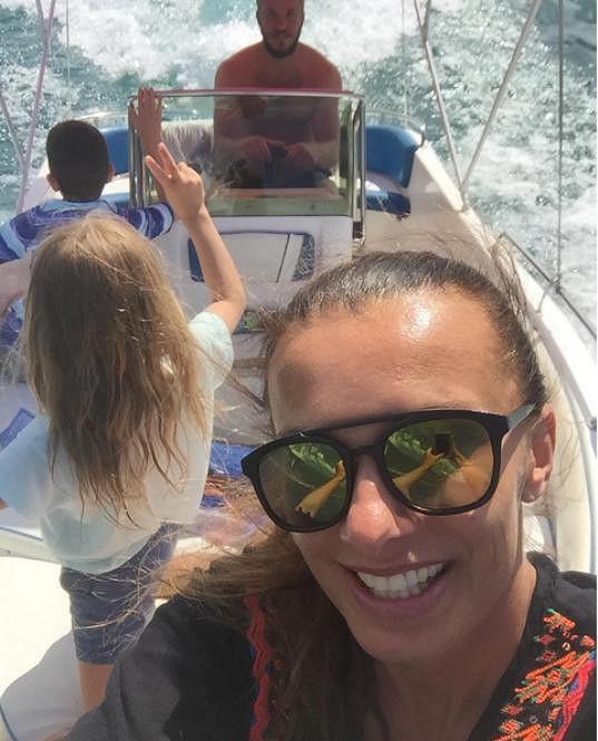Výlety lodí rodina miluje.
