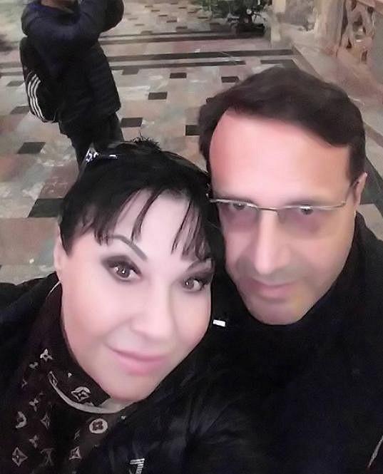 Po rozchodu začala Dáda randit s dlouholetým italským přítelem.