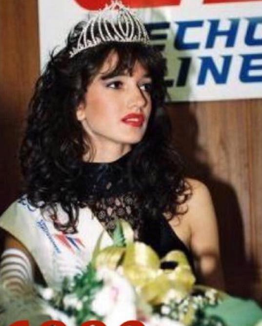 Roku 1993 vyhrála Miss Slovensko.