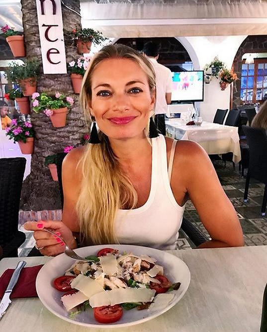 Lucie Borhyová patří k nováckým stálicím.
