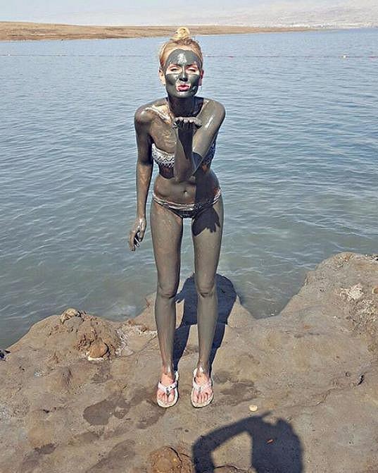 Tereza Fajksová se ukázala v plavkách.