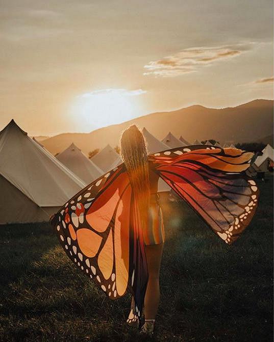 Slovenský festival se nese v boho stylu a je označován za obdobu americké Coachelly.