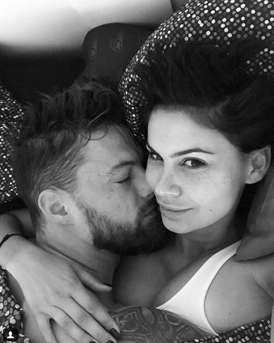 Vlaďka Erbová a Michal Gulaši tvoří krásný pár.