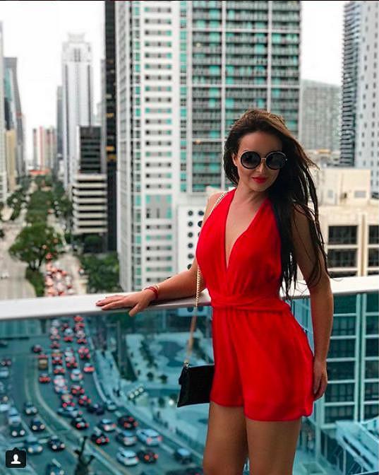 Daniela v Downtown v Miami