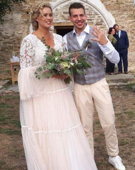 Kateřina a Tomáš jsou svoji.