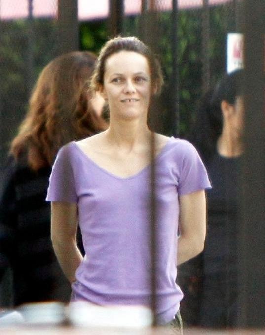 Takhle vypadala Vanessa v období kolem rozchodu s Johnnym Deppem.