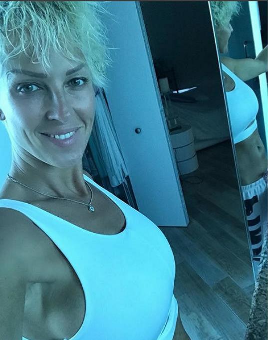 Zuzana Belohorcová žije už několik let v Miami.