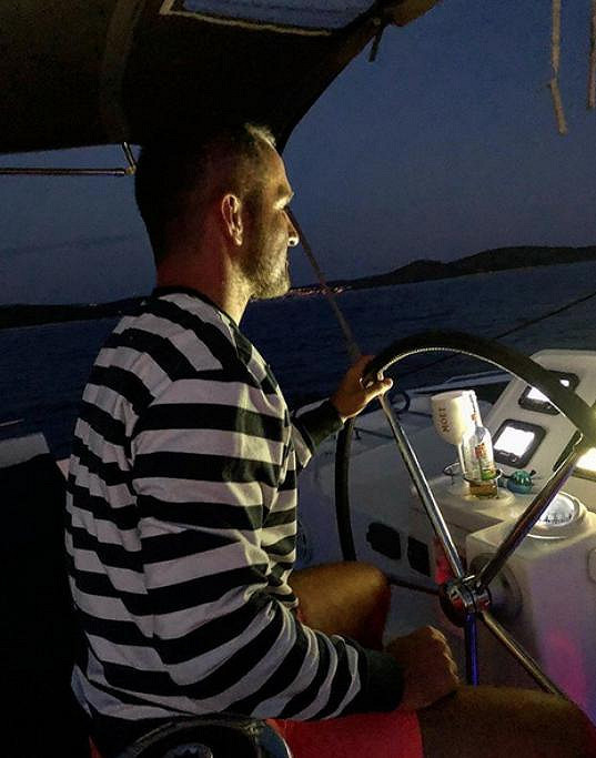 Míra Hejda jako kapitán