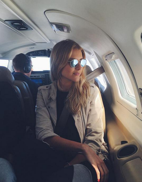 Let si užívala.