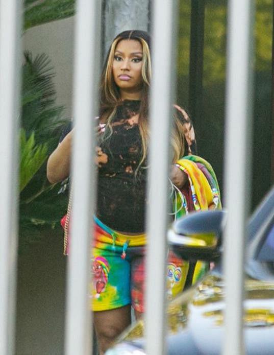 Nicki Minaj má chlapce.