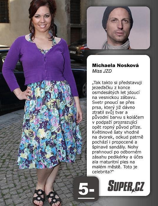 Míša Nosková