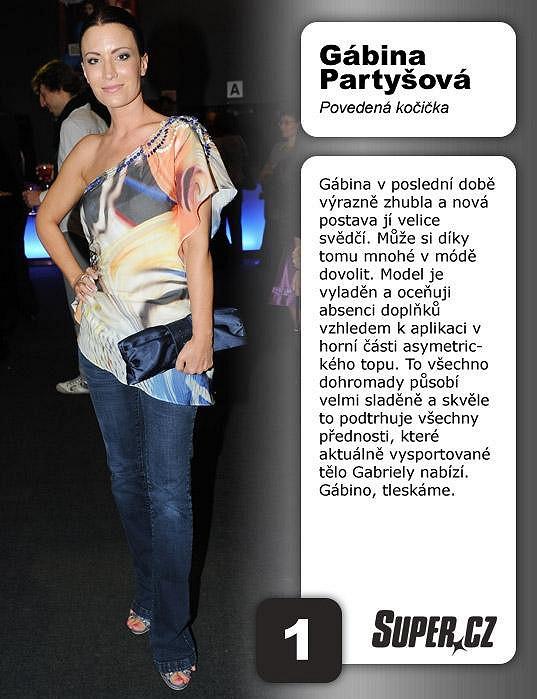 Gábina Partyšová