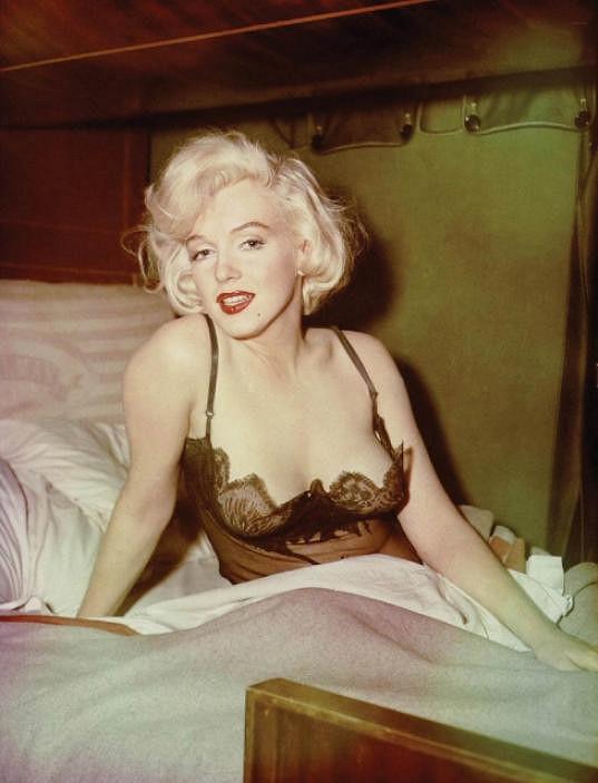 Dodnes se spekuluje, jestli smrt Marilyn Monroe nebyla promyšlená vražda.