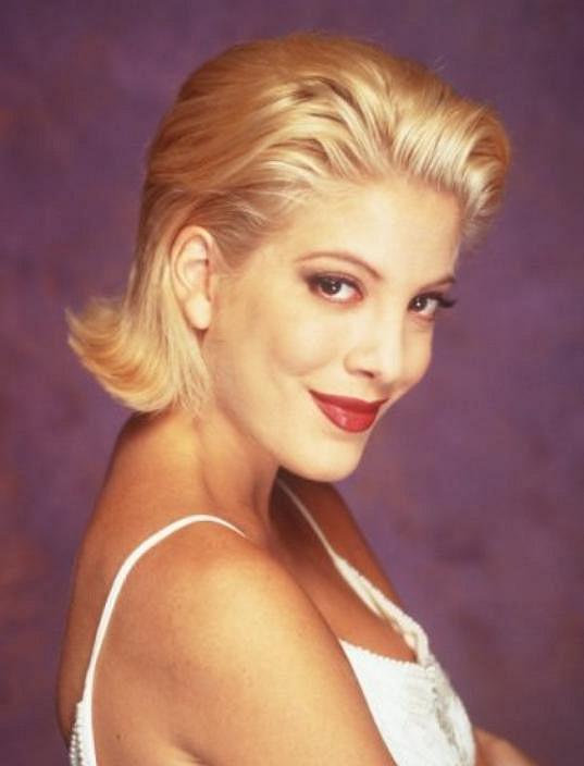 Tori jako Donna v seriálu Beverly Hills 90210