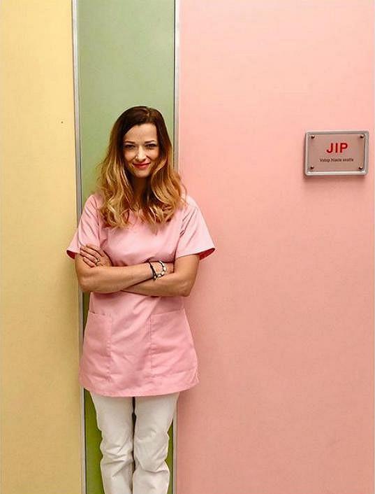 Marika Šoposká začala opět natáčet oblíbený seriál.
