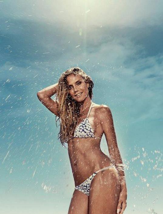 Krásné plavky na krásné ženě, kdo by tomu pohledu odolal?