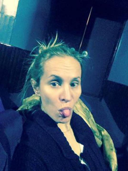 Monika Absolonová podle svých slov vypadá jako bubák.