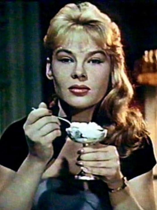 Valentina byla nádherná žena.