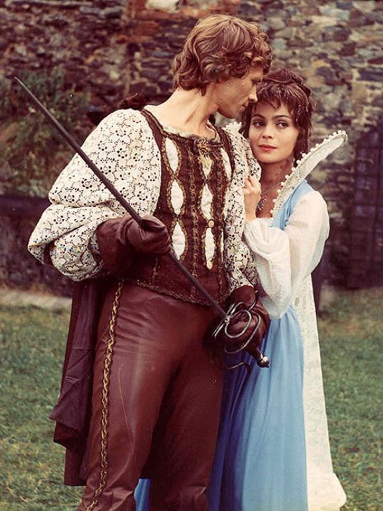 A tady v pohádce Princ a Večernice (1978)