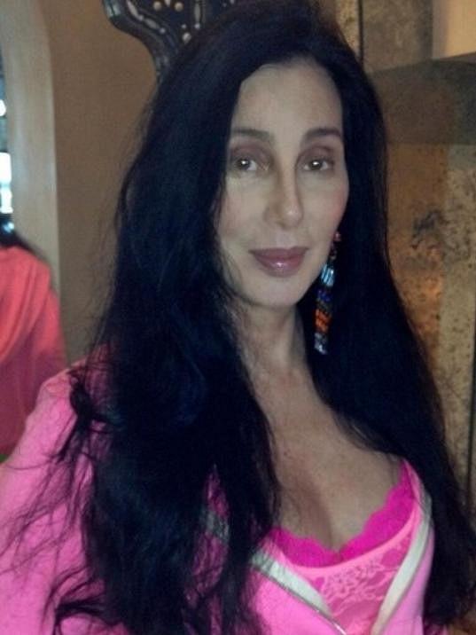 Cher chtěla s lidmi sdílet i své pravé já.