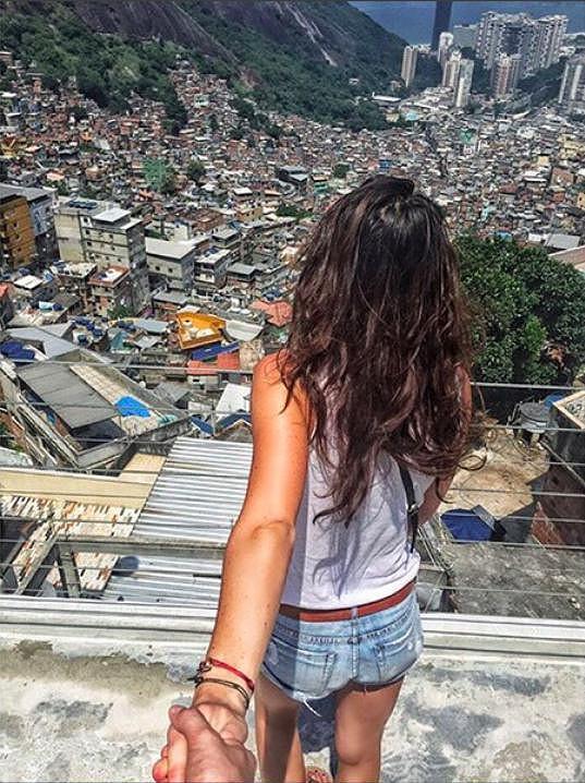 Impozantní výhled na Rio de Janeiro