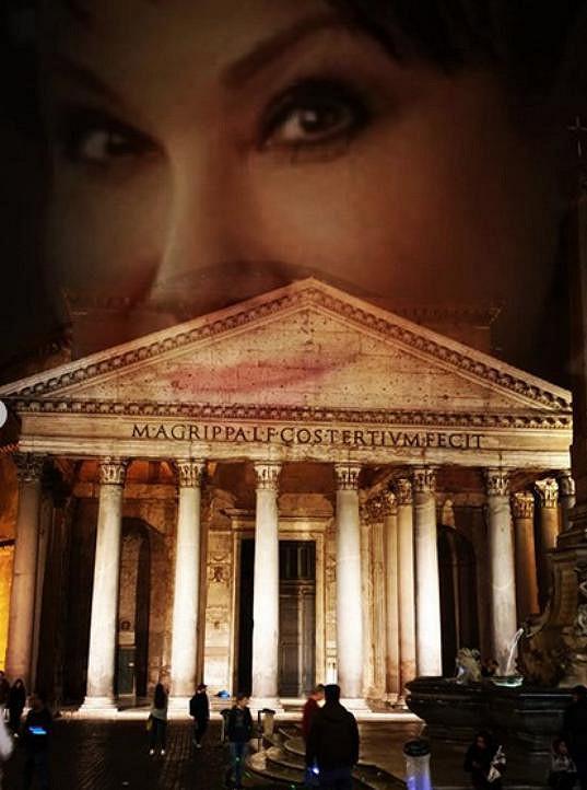 Chtěla by se podívat do Říma.