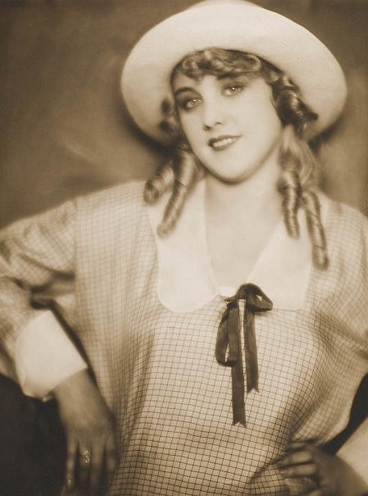 Anny Ondráková byla ve dvacátých letech naší nejslavnější hvězdou.