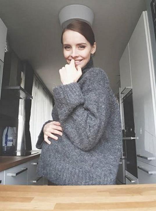 Gabriela Lašková se těší na první dítě. Jen jedno, jak ujistila manžela i fanoušky.