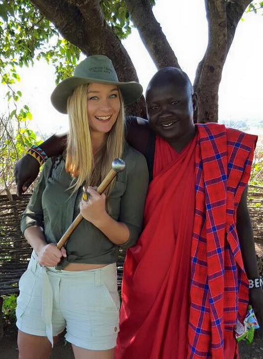 S Masajem