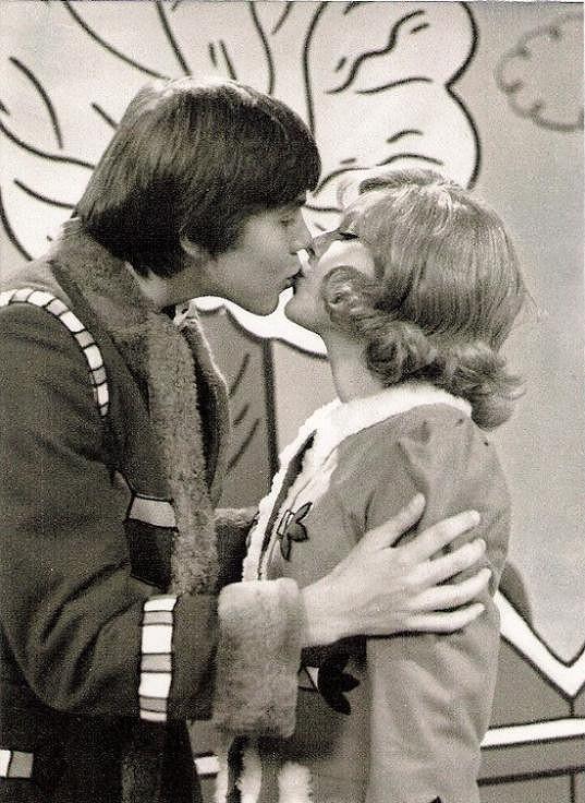 S Markem Ebenem v pohádce O líném Honzovi (1977)