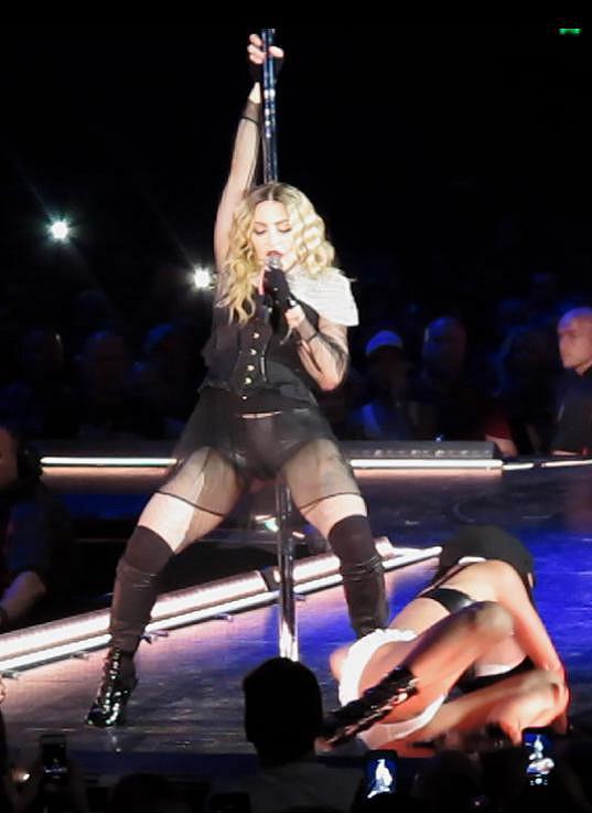 Madonna nechala fanoušky čekat několik hodin.