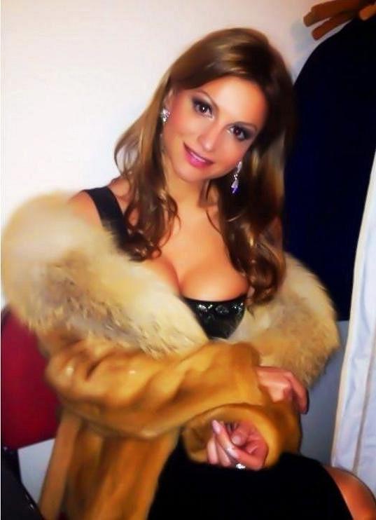 Yvetta Blanarovičová popírá svůj věk dokonale.
