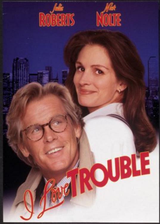 S Julií Roberts ve snímku Zbožňuji trable