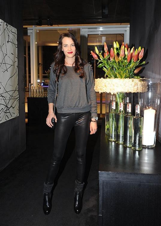 I Katka Sokolová předvedla nový módní trend.