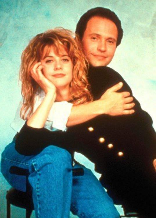 Společně si zahráli ve filmu Když Harry potkal Sally.