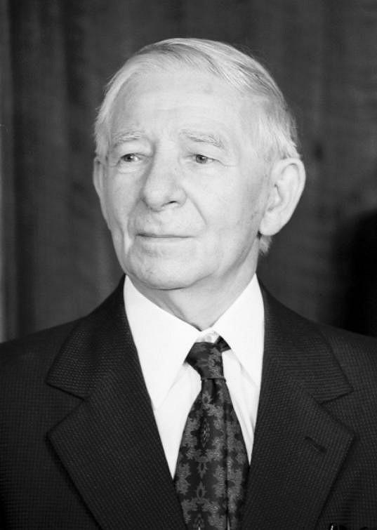 František Kovářík byl nestor české kinematografie.