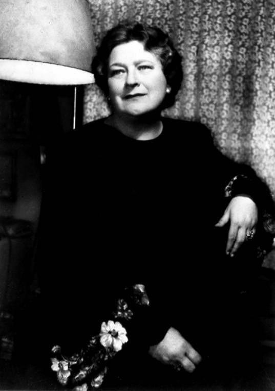 Růžena Nasková hrála krásné postavy dobráckých matinek, tetiček a babiček.