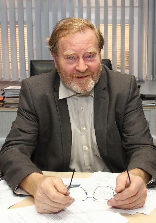 Jan Vlasák si novou roli užívá.