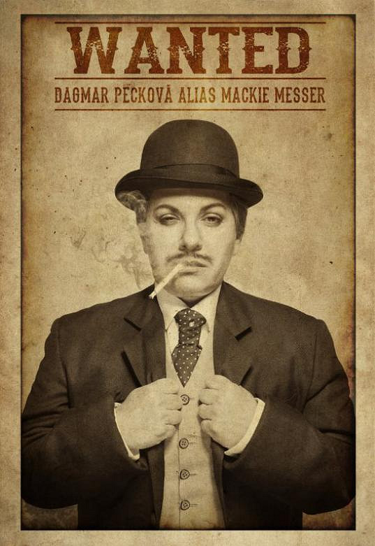 Dagmar Pecková jako Mackie Messer