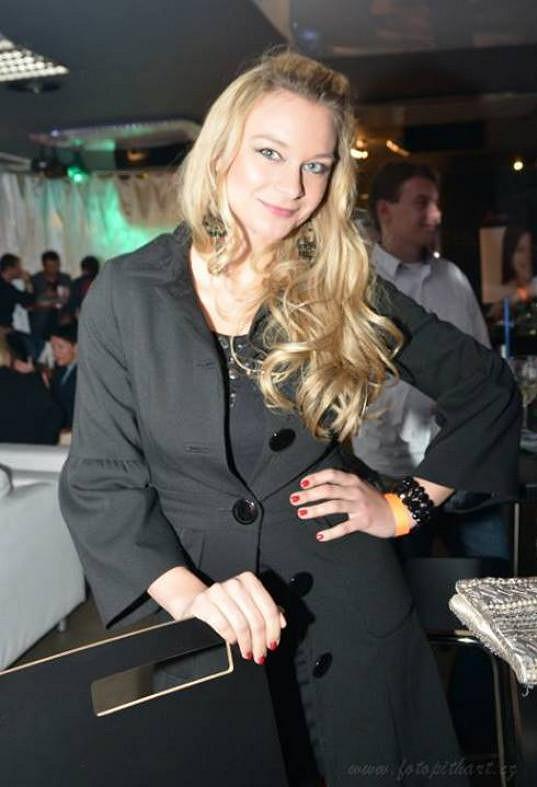 Na akci se objevila i bývalá Playmate Barbora Mottlová.