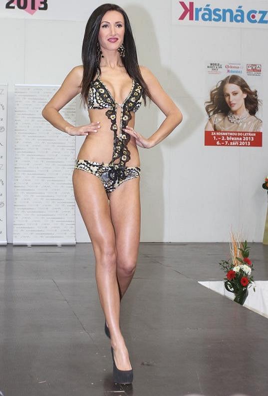 Táňa má luxusní tělo.