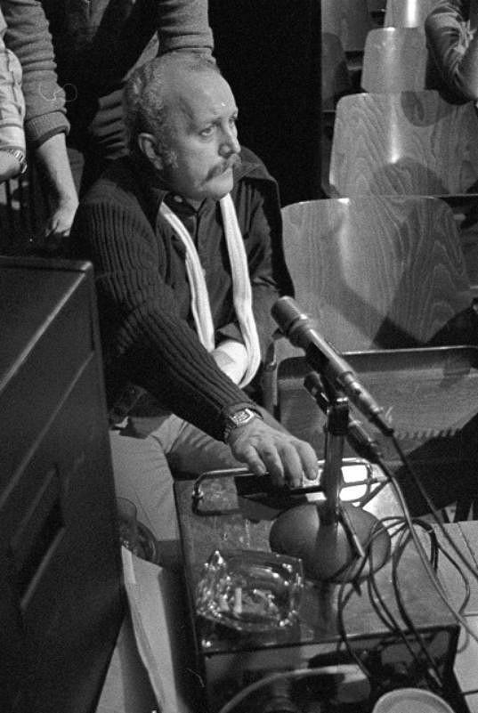 Byl mimořádně pracovitý. Spolurežíroval například filmový muzikál Kdyby tisíc klarinetů s Karlem Gottem, Waldemarem Matuškou a dalšími hvězdami.