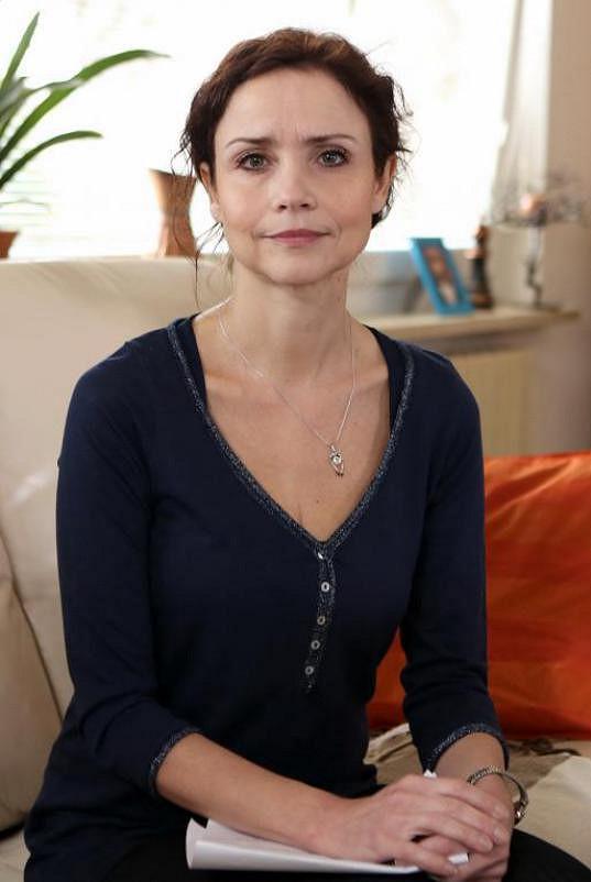 Představitelka pohádkových princezen se po roce 2000 objevila hned v několika seriálech.